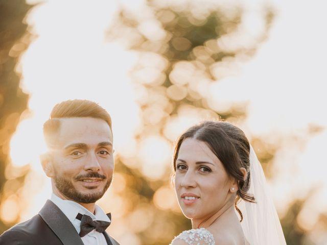 Il matrimonio di Domenico e Alice a Saludecio, Rimini 44