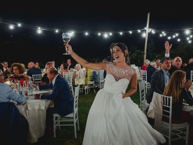 Il matrimonio di Domenico e Alice a Saludecio, Rimini 49