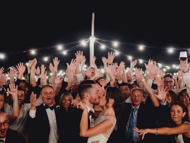 Il matrimonio di Domenico e Alice a Saludecio, Rimini 52