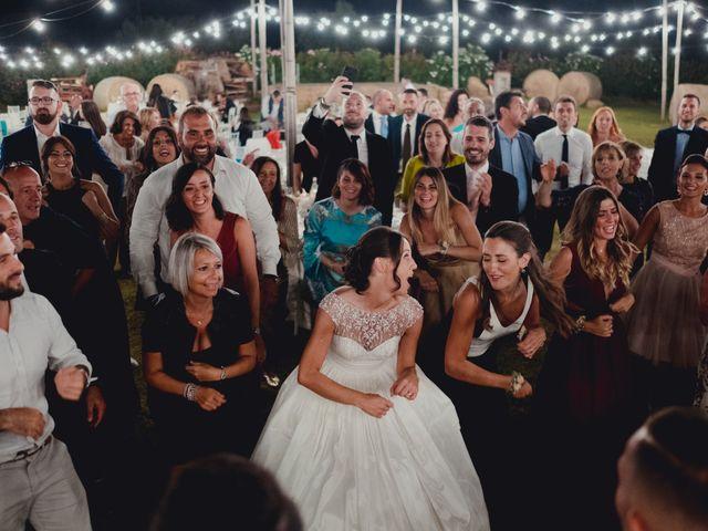 Il matrimonio di Domenico e Alice a Saludecio, Rimini 53
