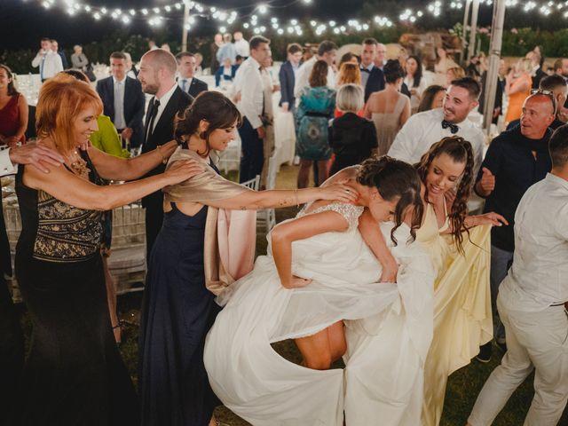 Il matrimonio di Domenico e Alice a Saludecio, Rimini 54