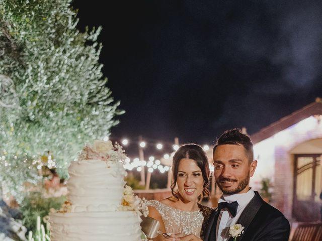 Il matrimonio di Domenico e Alice a Saludecio, Rimini 70