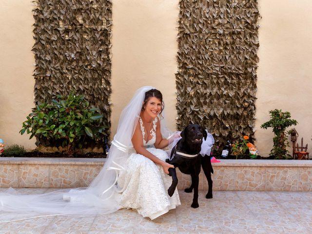 Il matrimonio di Ilaria e Daniele a Triggiano, Bari 11