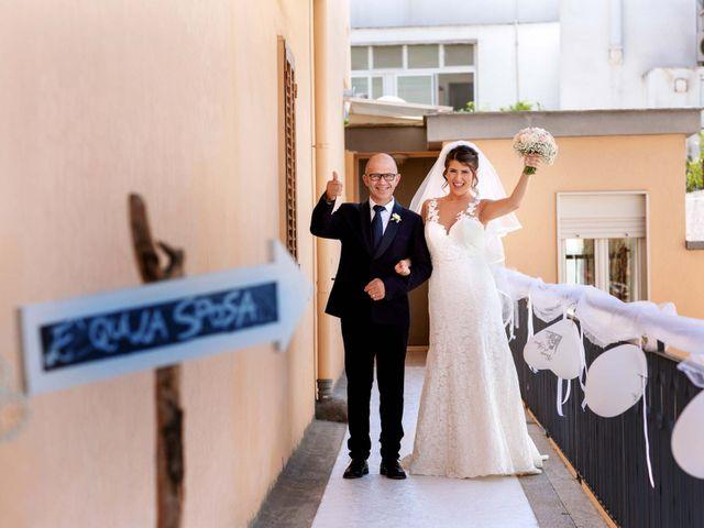 Il matrimonio di Ilaria e Daniele a Triggiano, Bari 14