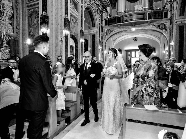 Il matrimonio di Ilaria e Daniele a Triggiano, Bari 17