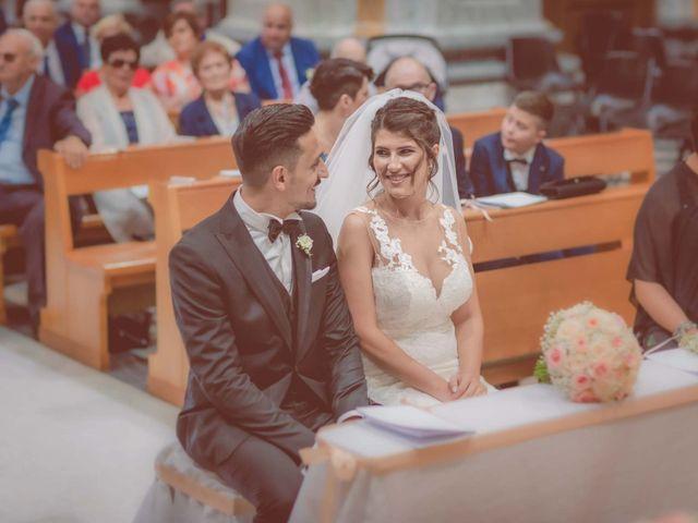 Il matrimonio di Ilaria e Daniele a Triggiano, Bari 18