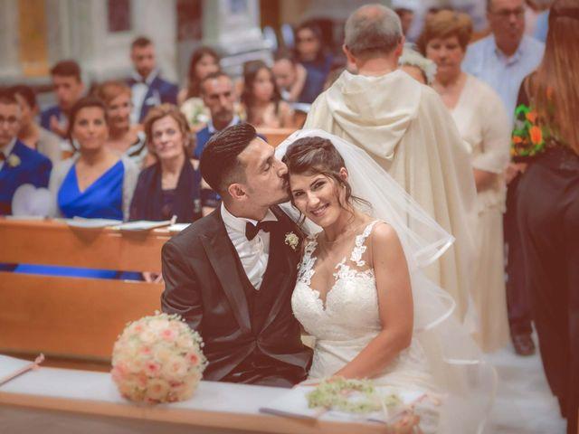 Il matrimonio di Ilaria e Daniele a Triggiano, Bari 19