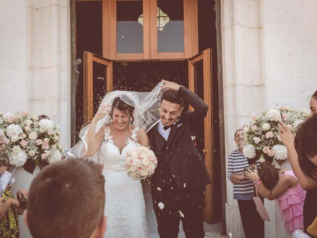 Il matrimonio di Ilaria e Daniele a Triggiano, Bari 23