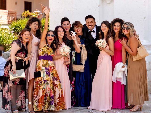 Il matrimonio di Ilaria e Daniele a Triggiano, Bari 25