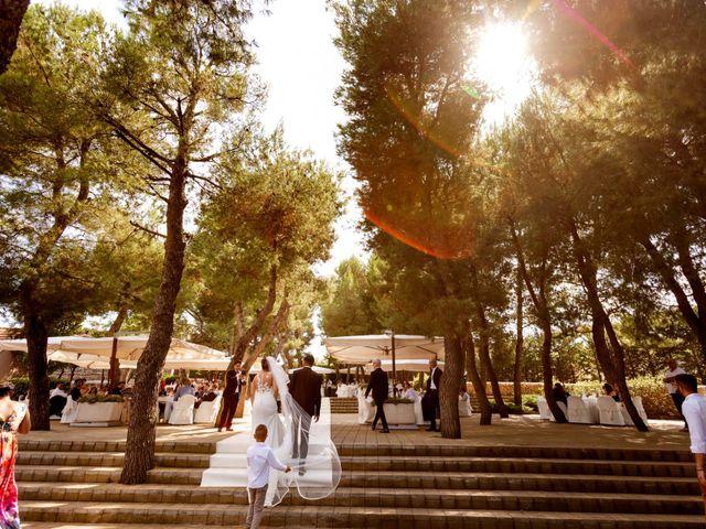 Il matrimonio di Ilaria e Daniele a Triggiano, Bari 32