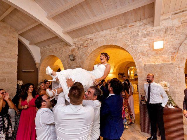 Il matrimonio di Ilaria e Daniele a Triggiano, Bari 35