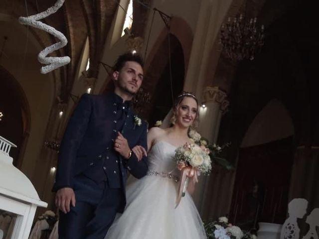 Il matrimonio di Francesco  e Caterina a Valguarnera Caropepe, Enna 9