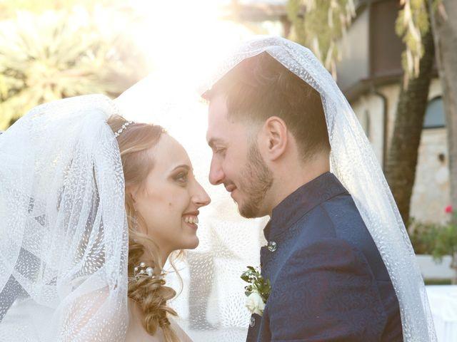 Il matrimonio di Francesco  e Caterina a Valguarnera Caropepe, Enna 12