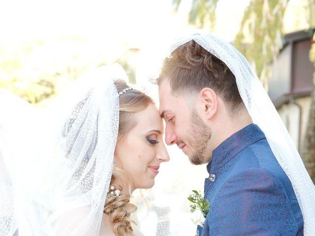Il matrimonio di Francesco  e Caterina a Valguarnera Caropepe, Enna 15