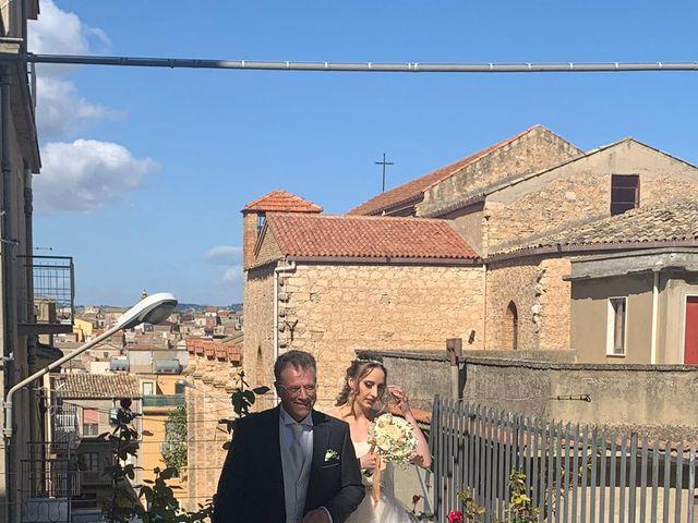 Il matrimonio di Francesco  e Caterina a Valguarnera Caropepe, Enna 19