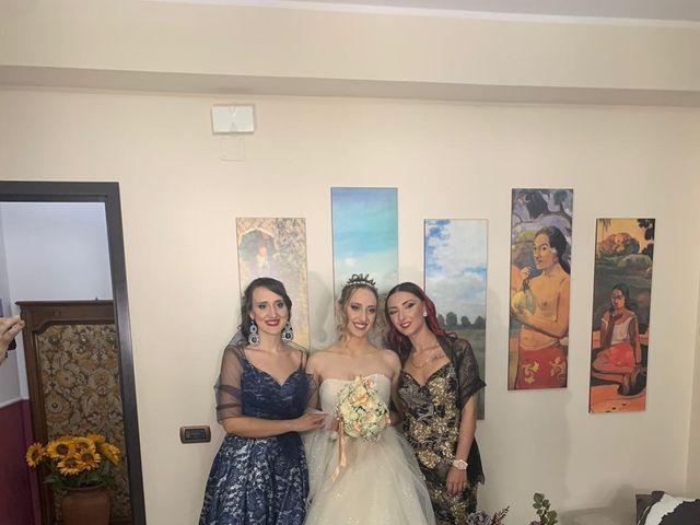 Il matrimonio di Francesco  e Caterina a Valguarnera Caropepe, Enna 20