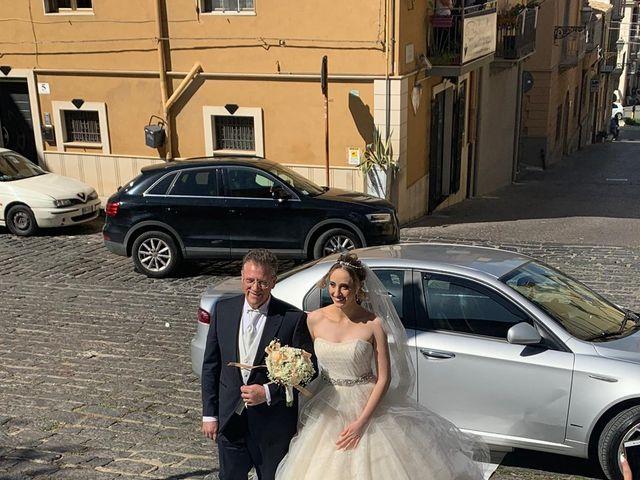 Il matrimonio di Francesco  e Caterina a Valguarnera Caropepe, Enna 24