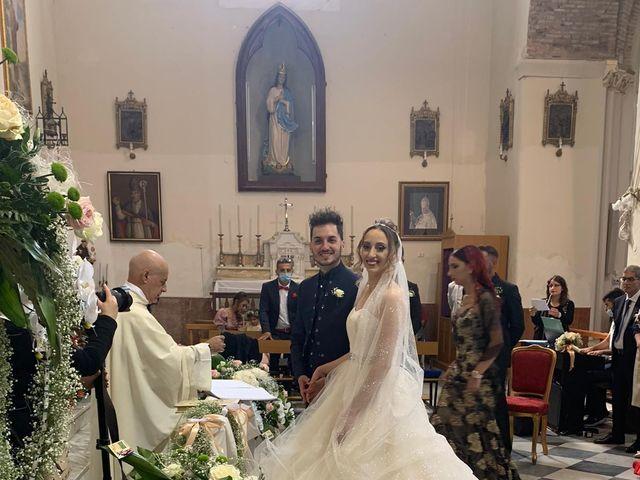 Il matrimonio di Francesco  e Caterina a Valguarnera Caropepe, Enna 25