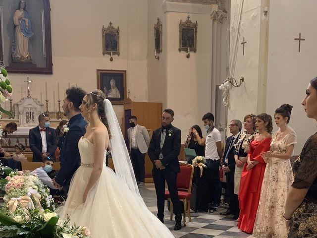 Il matrimonio di Francesco  e Caterina a Valguarnera Caropepe, Enna 27