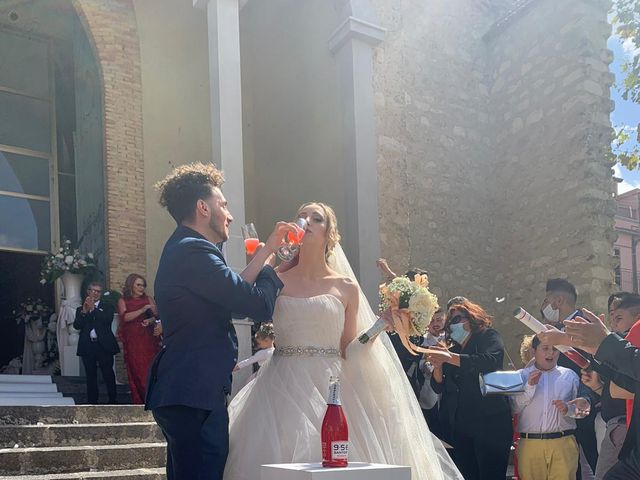 Il matrimonio di Francesco  e Caterina a Valguarnera Caropepe, Enna 29