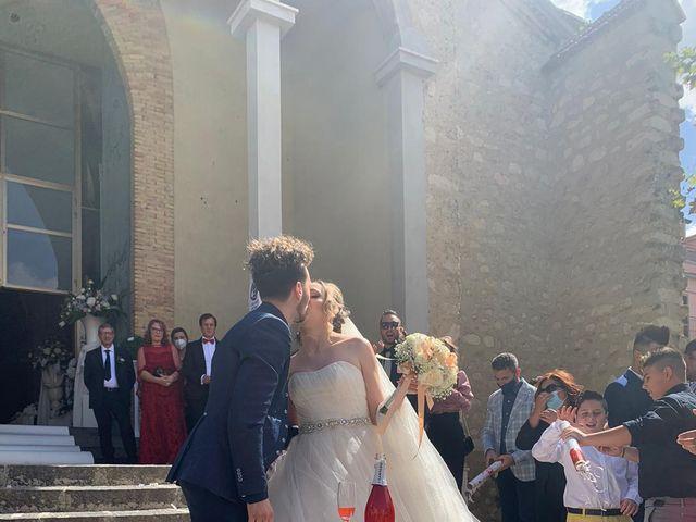 Il matrimonio di Francesco  e Caterina a Valguarnera Caropepe, Enna 30