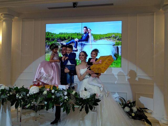 Il matrimonio di Francesco  e Caterina a Valguarnera Caropepe, Enna 42