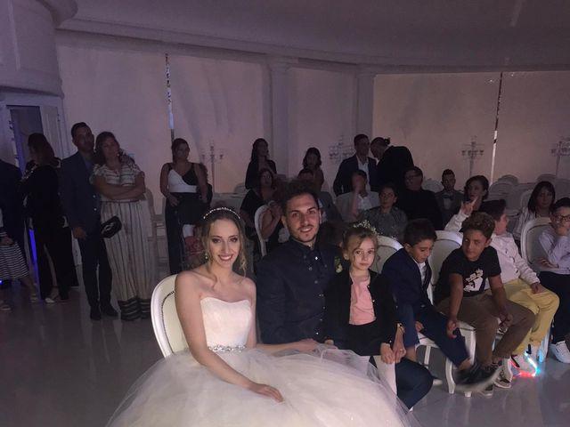 Il matrimonio di Francesco  e Caterina a Valguarnera Caropepe, Enna 45