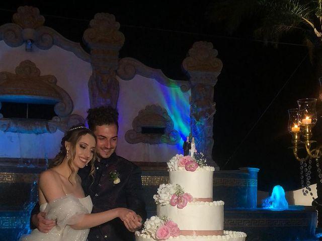 Il matrimonio di Francesco  e Caterina a Valguarnera Caropepe, Enna 50