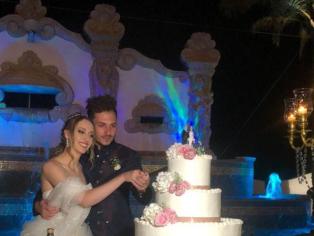 Il matrimonio di Francesco  e Caterina a Valguarnera Caropepe, Enna 51