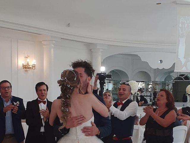 Il matrimonio di Francesco  e Caterina a Valguarnera Caropepe, Enna 54