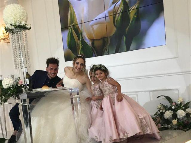 Il matrimonio di Francesco  e Caterina a Valguarnera Caropepe, Enna 58