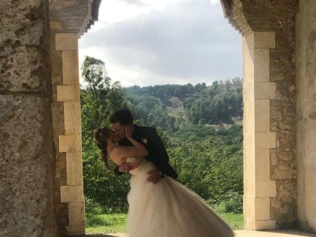 Il matrimonio di Francesco  e Caterina a Valguarnera Caropepe, Enna 65