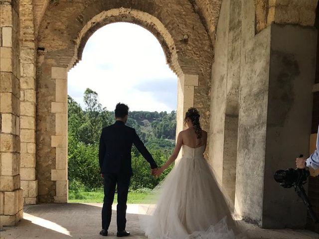 Il matrimonio di Francesco  e Caterina a Valguarnera Caropepe, Enna 66