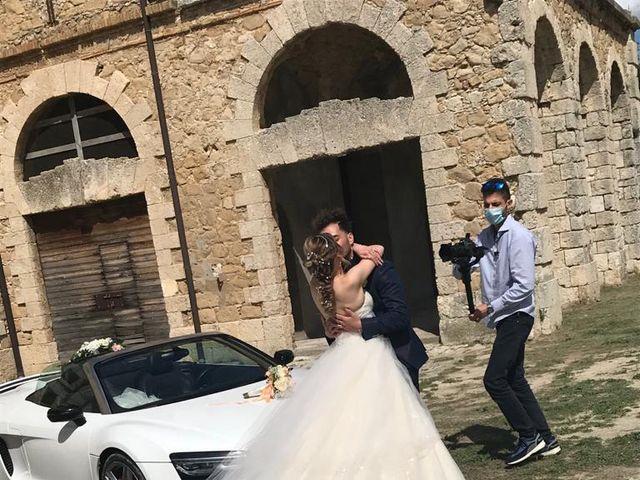 Il matrimonio di Francesco  e Caterina a Valguarnera Caropepe, Enna 67
