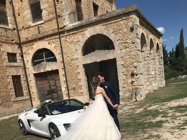 Il matrimonio di Francesco  e Caterina a Valguarnera Caropepe, Enna 68