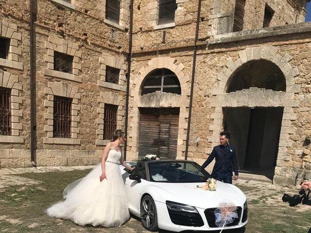 Il matrimonio di Francesco  e Caterina a Valguarnera Caropepe, Enna 70