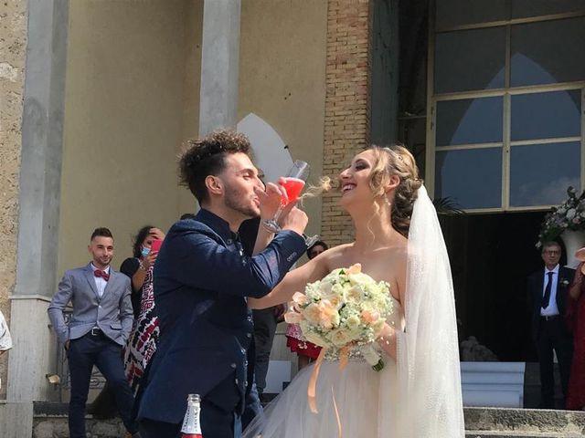 Il matrimonio di Francesco  e Caterina a Valguarnera Caropepe, Enna 72
