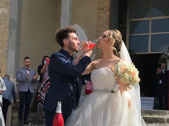 Il matrimonio di Francesco  e Caterina a Valguarnera Caropepe, Enna 73