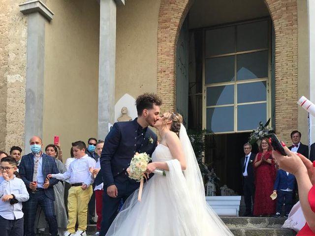 Il matrimonio di Francesco  e Caterina a Valguarnera Caropepe, Enna 75
