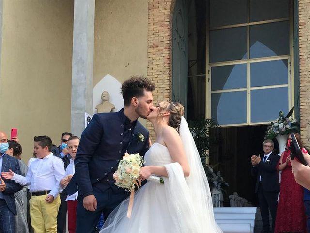 Il matrimonio di Francesco  e Caterina a Valguarnera Caropepe, Enna 76