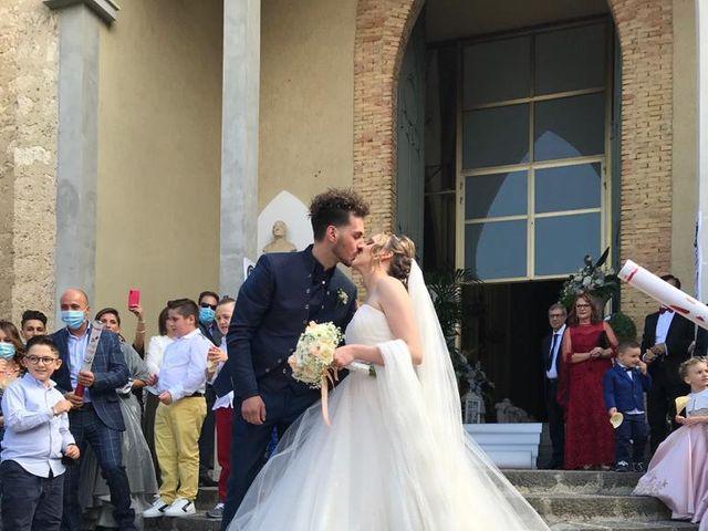 Il matrimonio di Francesco  e Caterina a Valguarnera Caropepe, Enna 77