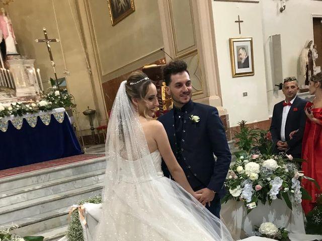 Il matrimonio di Francesco  e Caterina a Valguarnera Caropepe, Enna 78