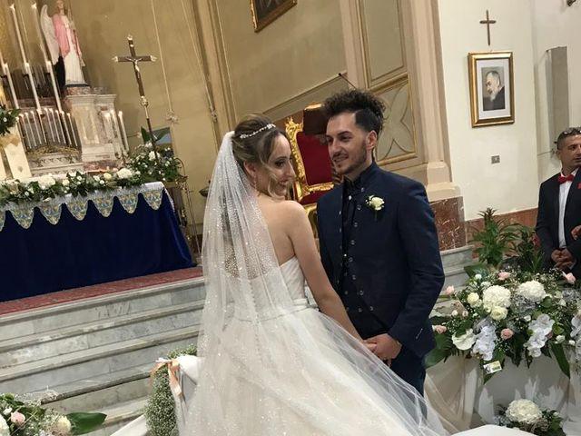 Il matrimonio di Francesco  e Caterina a Valguarnera Caropepe, Enna 79
