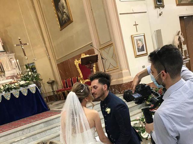 Il matrimonio di Francesco  e Caterina a Valguarnera Caropepe, Enna 80