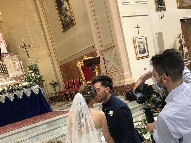 Il matrimonio di Francesco  e Caterina a Valguarnera Caropepe, Enna 81