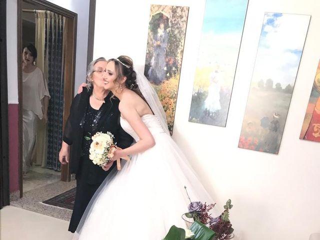 Il matrimonio di Francesco  e Caterina a Valguarnera Caropepe, Enna 83