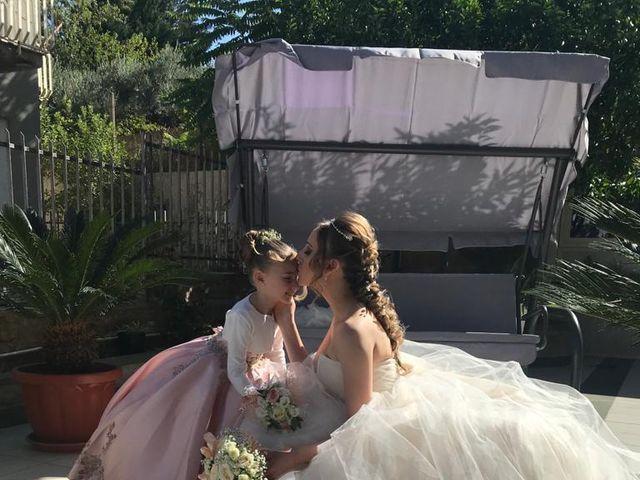 Il matrimonio di Francesco  e Caterina a Valguarnera Caropepe, Enna 90