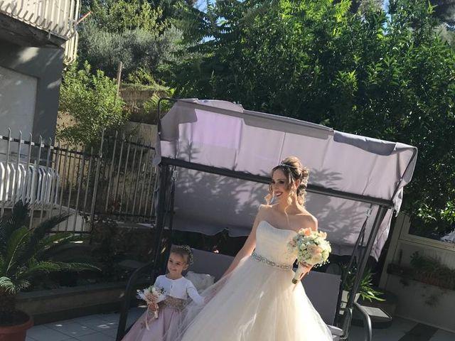 Il matrimonio di Francesco  e Caterina a Valguarnera Caropepe, Enna 94