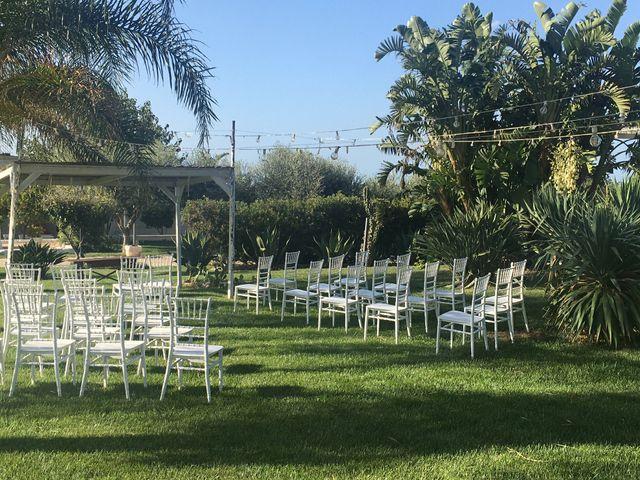 Il matrimonio di Dafne e Francesco a Savelletri, Brindisi 1