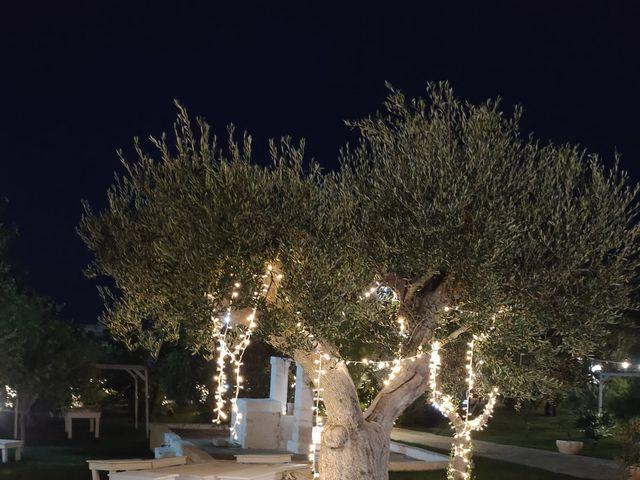 Il matrimonio di Dafne e Francesco a Savelletri, Brindisi 12